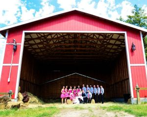 RockingKRanchGallery WeddingVenueBigRedBarnCountry
